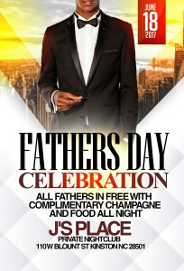 Fathers Day Weekend Party